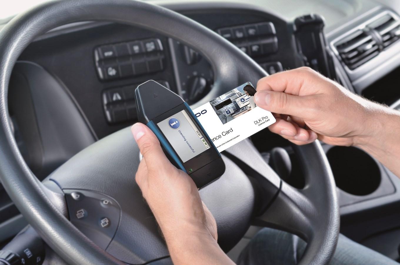 VDO Downloadkey PRO S chauffueurs kaart en tachograaf uitlezen